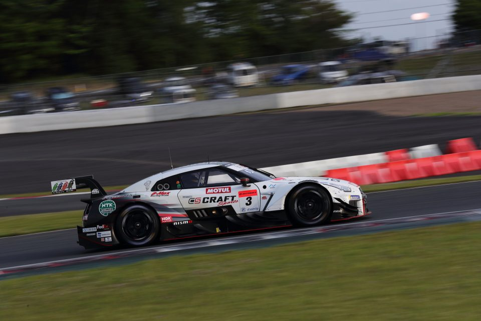 #3 CRAFTSPORTS MOTUL GT-R finishes 5th in turbulent Fuji 500km race